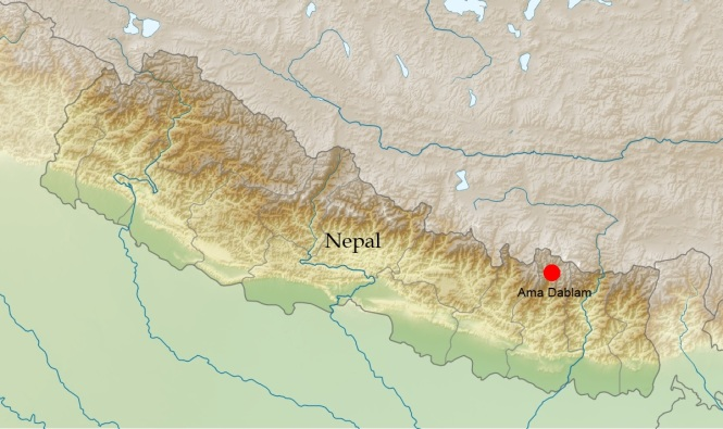 Nepal_relief_map