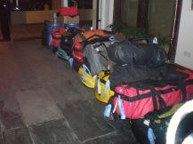 Luggage ready