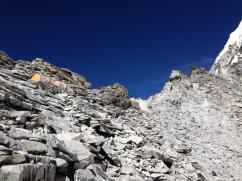 Climbing to C1